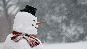 Downloadable Snowman Poem