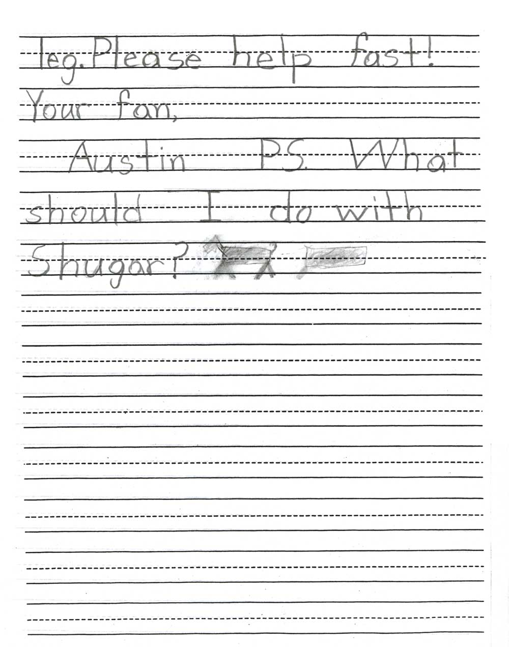 Austin and Sugar - page 2