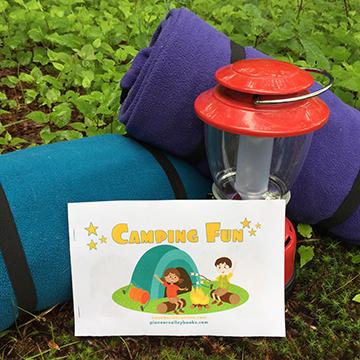 Camping Fun book