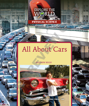 All About Cars >> All About Cars Pioneer Valley Books